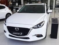 Cần bán Mazda 3 AT sản xuất 2018, màu trắng, 659tr
