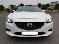 Bán xe Mazda 3 1.5 FL sản xuất năm 2017, màu trắng số tự động, giá chỉ 679 triệu