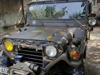 Bán ô tô Jeep A2 Trước sản xuất năm 1990, màu xanh lam, xe nhập còn mới, 450 triệu