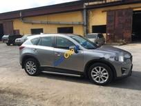 Cần bán lại xe Mazda CX 5 sản xuất 2014, màu xám, nhập khẩu