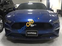 Cần bán Ford Mustang 2.3 Ecoboost năm 2018, màu xanh lam, nhập khẩu nguyên chiếc
