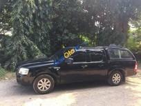 Cần bán gấp Ford Ranger năm 2009, màu đen số sàn, giá chỉ 245 triệu