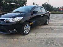Bán Toyota Vios G 1.5AT 2015, màu đen, 505 triệu