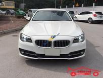 Bán xe BMW 5 Series 520i 2.0AT sản xuất 2014, màu trắng