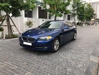 Bán BMW 5 Series năm 2011, màu xanh lam, xe nhập