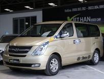 Cần bán xe Hyundai Grand Starex 2.5MT sản xuất năm 2012, màu vàng, nhập khẩu nguyên chiếc, 686tr