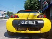 Bán Smart Fortwo Roadster năm 2005, màu vàng, nhập khẩu giá cạnh tranh
