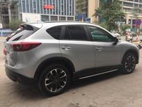 Cần bán lại xe Mazda CX 5 AT 2018, màu bạc