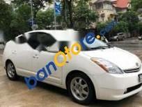 Cần bán lại xe Toyota Prius đời 2008, màu trắng, nhập khẩu nguyên chiếc xe gia đình