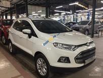 Cần bán gấp Ford EcoSport 1.5L Titanium sản xuất năm 2015, màu trắng