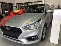 Bán xe Hyundai Accent 1.4 MT năm 2018, màu bạc, giá tốt