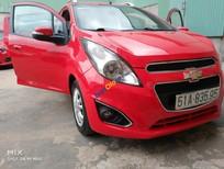 Bán ô tô Chevrolet Spark năm sản xuất 2014, màu đỏ giá cạnh tranh