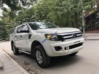 Bán xe Ford Ranger XLS 2.2MT sản xuất năm 2013, màu trắng, nhập khẩu