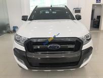 Cần bán lại xe Ford Ranger 3.2AT 4x4 sản xuất 2015, màu trắng, xe nhập