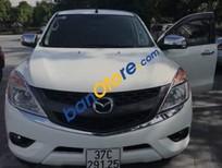 Bán Mazda BT 50 3.2 năm sản xuất 2015, màu trắng, nhập khẩu Thái, giá tốt