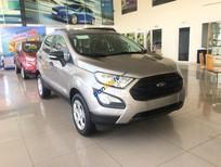 Cần bán Ford EcoSport Ambiente năm sản xuất 2018, màu bạc