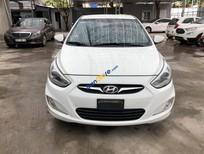 Bán Hyundai Accent 1.4AT sản xuất năm 2014, màu trắng, nhập khẩu nguyên chiếc, 465 triệu