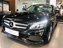 Mercedes Benz C200 2018, đầu tư ban đầu 400tr sở hữu xe ngay