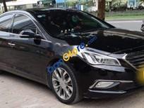 Bán ô tô Hyundai Sonata 2.0AT sản xuất 2014, màu đen, nhập khẩu Hàn Quốc