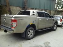 Bán Ford Ranger XLS MT sản xuất năm 2014, màu vàng, nhập khẩu chính chủ, 495 triệu