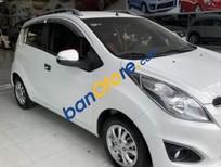 Cần bán gấp Chevrolet Spark AT sản xuất năm 2014, màu trắng