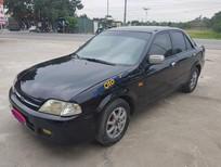 Cần bán gấp Ford Laser Deluxe năm 2000, màu đen, nhập khẩu nguyên chiếc giá cạnh tranh