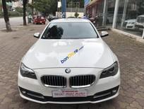 Bán BMW 5 Series 520i sản xuất năm 2015, màu trắng, nhập khẩu nguyên chiếc số tự động