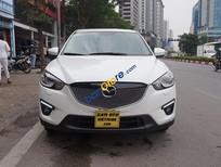 Cần bán xe Mazda CX 5 2.0 AT 2015, màu trắng