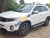 Bán xe Kia Sorento 2.2 AT sản xuất năm 2016, màu trắng