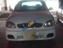 Xe Daewoo Lanos LX năm 2002, màu trắng, xe nhập