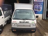 Bán Suzuki Super Carry Truck năm sản xuất 2018, khuyến mãi 10tr tiền mặt, giá ưu đãi nhất tại miền Bắc