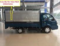 Bán xe tải KIA K200 tải 1 tấn vào phố 2020 máy Hyundai, đủ các loại thùng, hỗ trợ trả góp, giá tốt