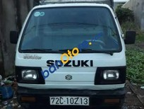 Bán xe Suzuki Carry sản xuất năm 2001, màu trắng, giá 58 triệu