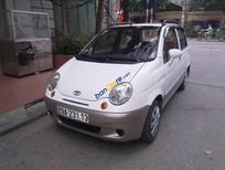 Bán Daewoo Matiz SE sản xuất 2007, màu trắng, giá tốt