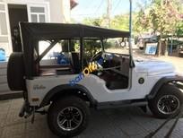 Bán xe Jeep CJ năm sản xuất 1980, màu trắng, xe nhập