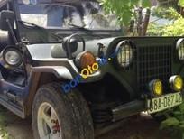 Cần bán Jeep A2 năm 1990, màu xanh lục chính chủ, giá chỉ 170 triệu