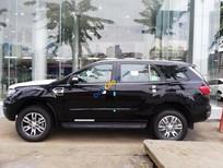 Cần bán Ford Everest 2.0L AT (4x2) Turbo năm sản xuất 2018, màu đen, xe nhập