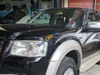 Bán ô tô Ford Everest 2.5 MT 4×2 năm 2008, màu đen số sàn