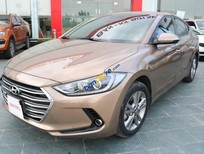 Bán ô tô Hyundai Elantra 1.6AT sản xuất năm 2016, màu nâu