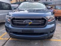 Bán xe Ford Ranger XLS 2.2 AT sản xuất năm 2018, màu xanh lam, xe nhập