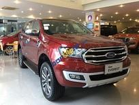 Bán ô tô Ford Everest năm sản xuất 2018, màu đỏ, nhập khẩu