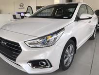 Cần bán xe Hyundai Accent AT sản xuất 2018, màu trắng, 540tr
