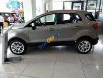 Bán ô tô Ford EcoSport 1.5 Titanium sản xuất năm 2018, màu xám, giá 695tr