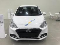 Bán ô tô Hyundai Grand i10 năm 2018, màu trắng