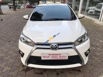 Bán xe Toyota Yaris G sản xuất 2016, màu trắng, nhập khẩu nguyên chiếc số tự động