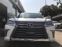 Cần bán Lexus LX 570 năm sản xuất 2016, màu trắng, nhập khẩu nguyên chiếc chính chủ