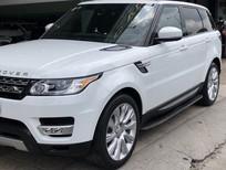 Cần bán LandRover Range Rover sản xuất năm 2015, màu trắng, nhập khẩu nguyên chiếc