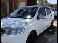 Bán ô tô Daewoo Gentra EX sản xuất năm 2008, màu trắng, nhập khẩu còn mới, giá chỉ 173 triệu