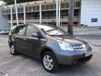 Cần bán Nissan Grand Livina 1.8MT sản xuất năm 2012, màu xám số sàn giá cạnh tranh
