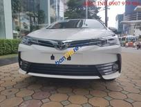 Bán ô tô Toyota Corolla Altis 1.8G sản xuất năm 2018, màu trắng